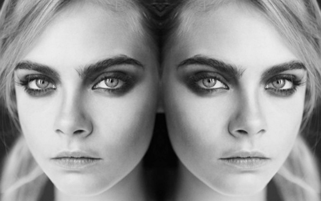 Image result for cara delevingne eyebrow