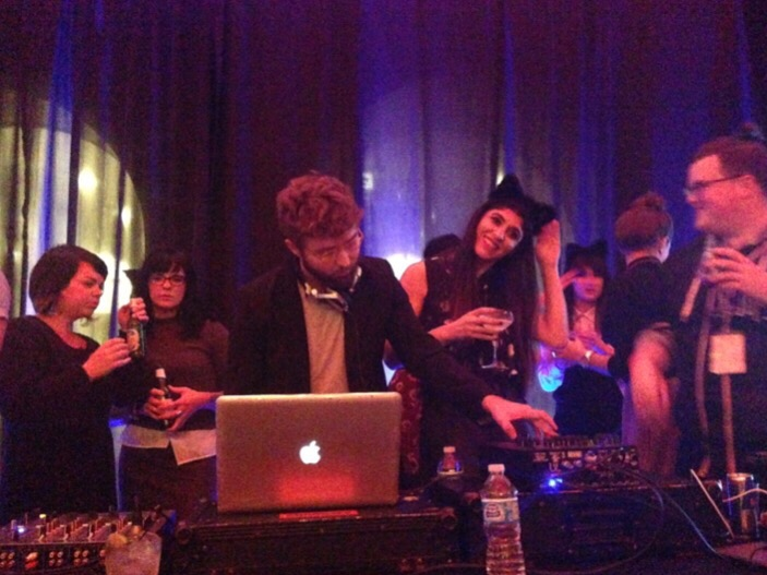 PC hosts the official after party for St. Louis Fashion Week with Timo Weiland DJing