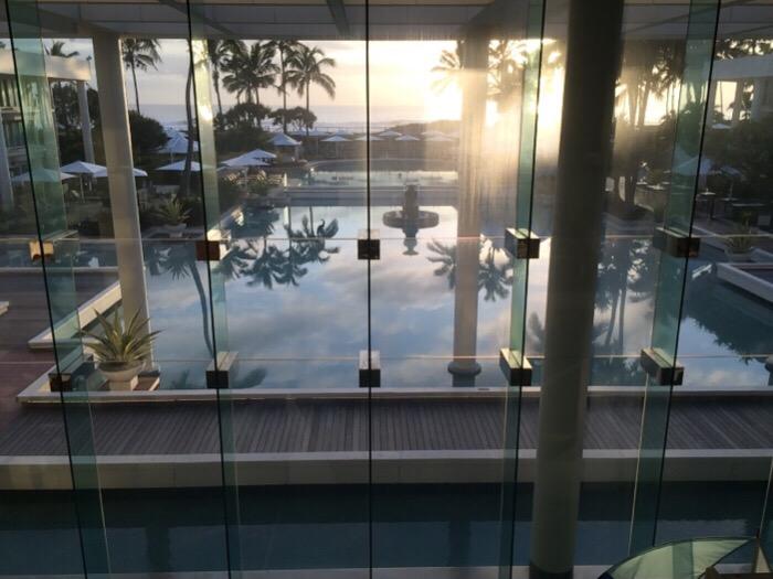 sheraton gold coast lobby