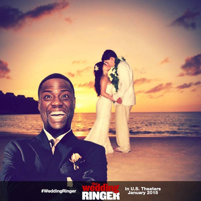 wedding ringer photobomb feautre