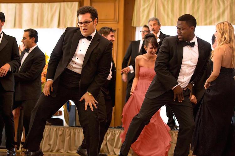 wedding ringer dance scene