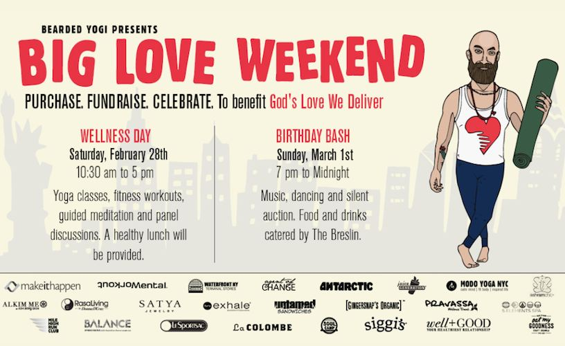 Big Love Weekend NYC