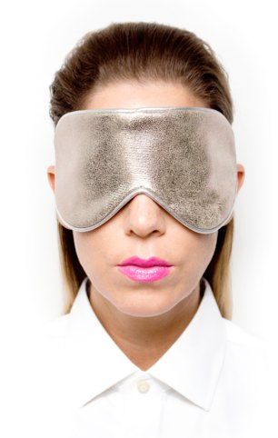 Perpetual Shade silk Sleep mask