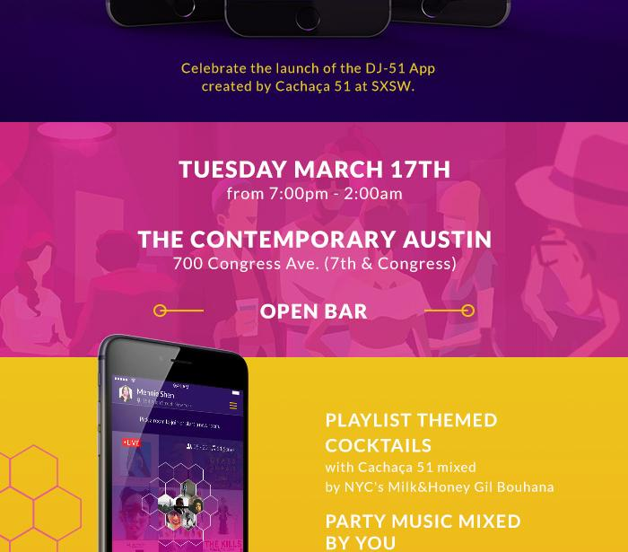 DJ-51 App launch