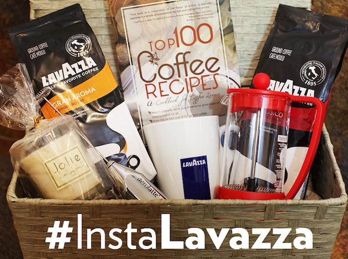 Lavazza Coffee Instagram Contest