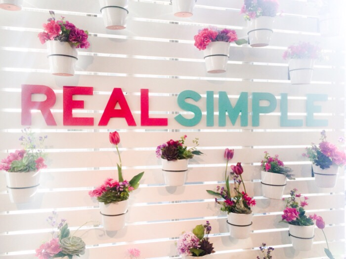 Real Simple Beauty Balance Event
