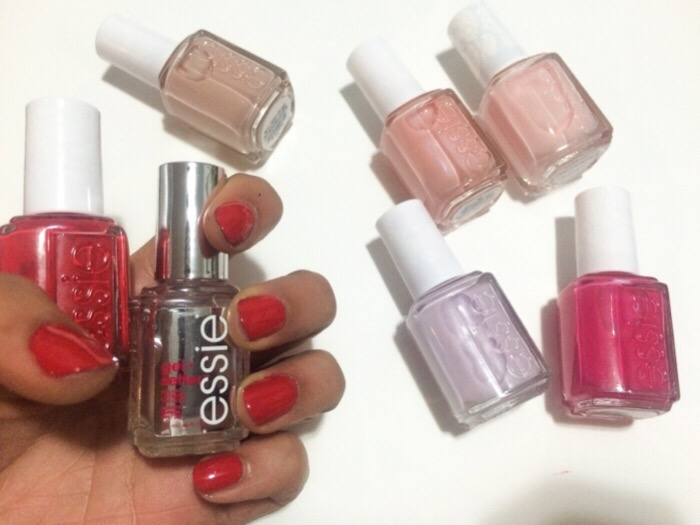 Essie Bridal Collection Review and Gel Setter