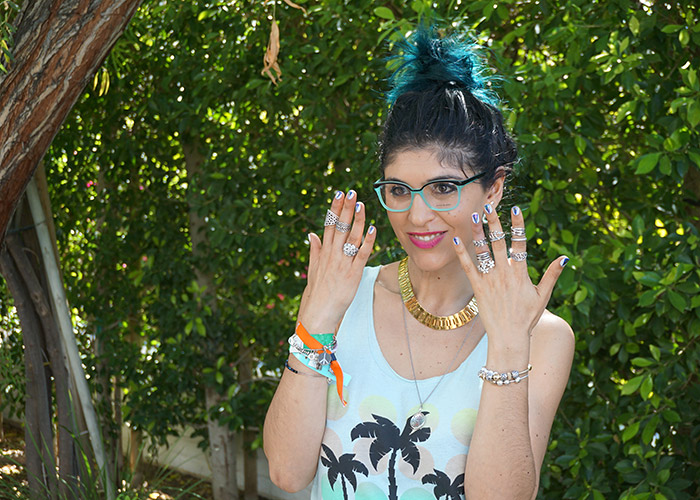 pandora jewelry blue glasses lara coachella