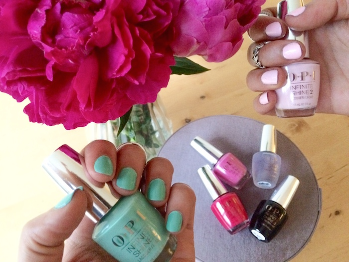 OPI Infinite Shine Gel Effects Lacquer System Review