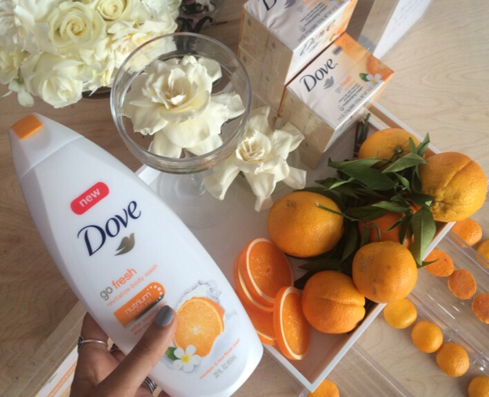 dove revitalize body wash
