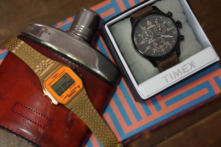 Timex Expedition Field Chronograph and Timex 80 giveaway