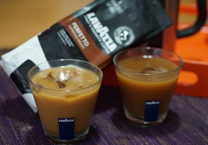 lavazza iced coffee