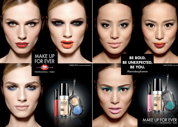 You're Invited! Expore the NEW MAKE UP FOR EVER Ultra HD