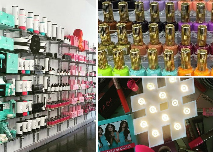 Ricky S Nyc Launches Instagram Inspired Beauty Store