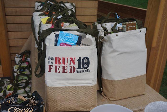 Women's Health RUN10 FEED10 Giveaway