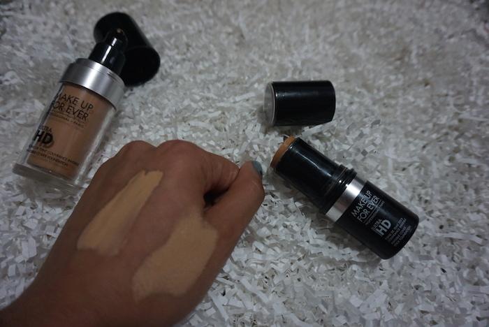 makeupforever 4k foundation review