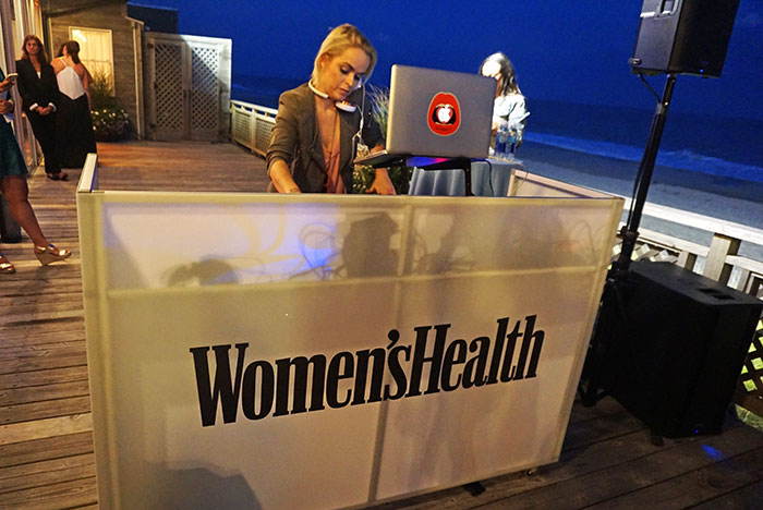 Taryn Manning at the Women's Health x FEED Hamptons event