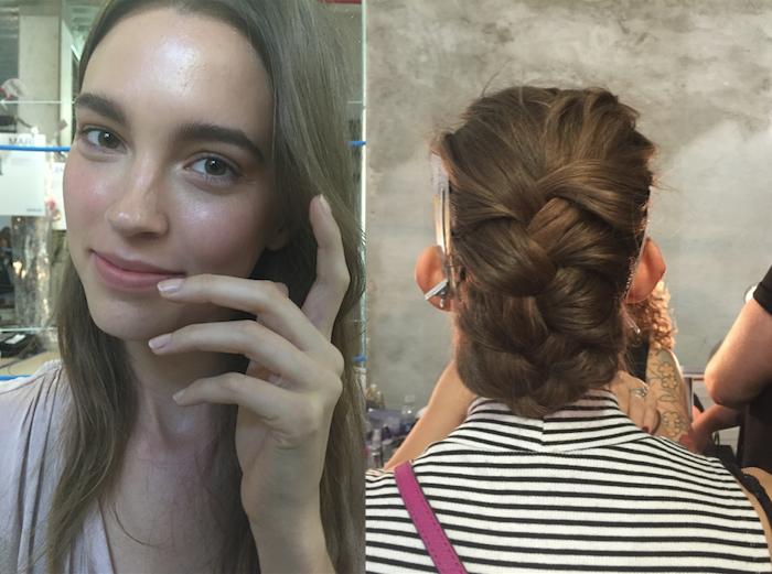j mendel makeup and hari spring 2016
