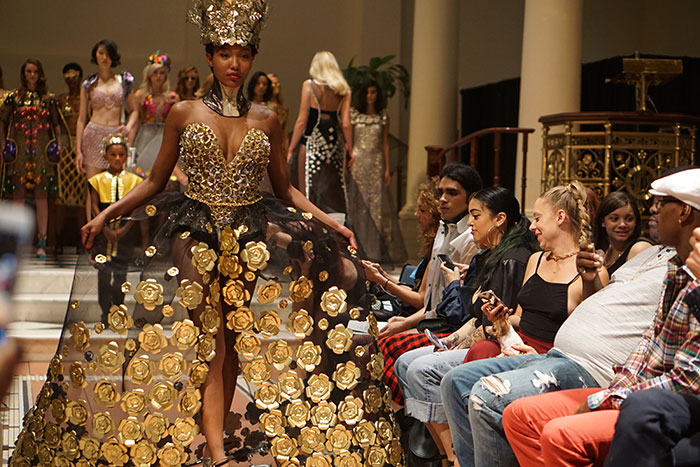 Laurel_Dewitt_gold_crown_gold_roses_dress
