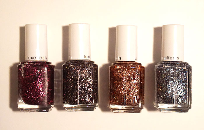 Essie Winter Collection Swatches, Luxeffects Nail Polish and the Big ...