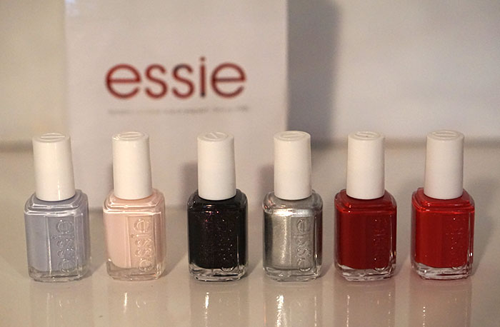 Essie Winter Collection Swatches, Luxeffects Nail Polish and the Big Retro Revival Reveal! - Pretty Connected