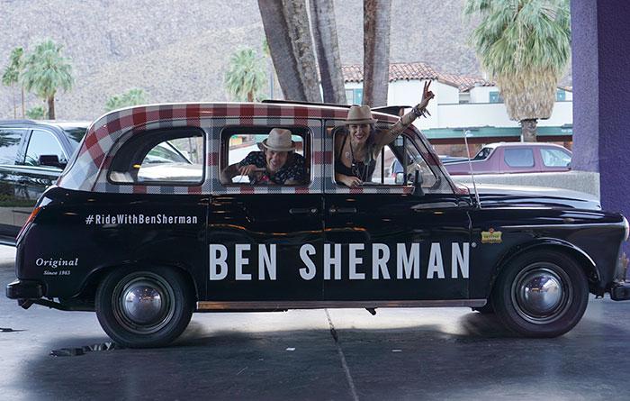 ben-sherman-coachella-london-cab