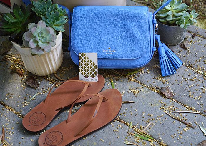 nordstrom-giveaway-reef-sandals-kate-spade-orchard-bag