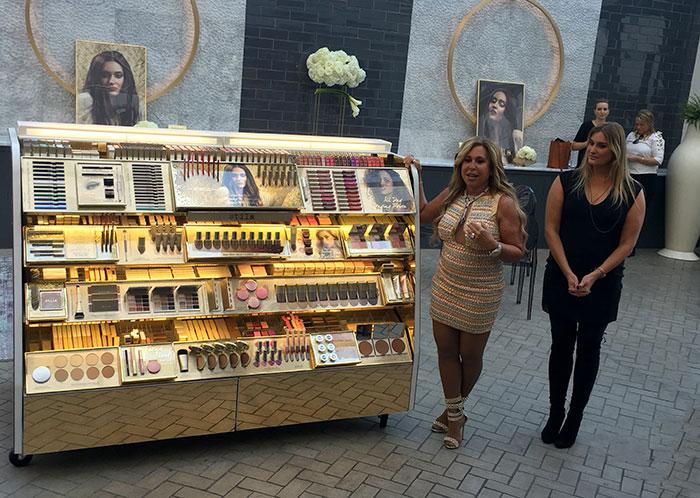 lynne-tilton-sarah-lucero-stila-fall-collection-launch