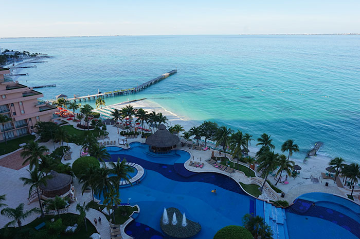 Grand Fiesta C Beach Cancun The Best Beaches In World