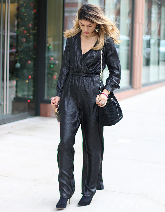 black-glitter-jumpsuit-express