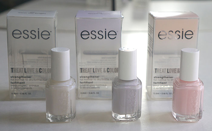 Essie Launches New Treat Love & Color Strengthening Collection ...