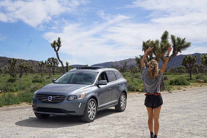 Volvo Of Orange County >> Road Trip to Joshua Tree in the Volvo XC60 - Pretty Connected