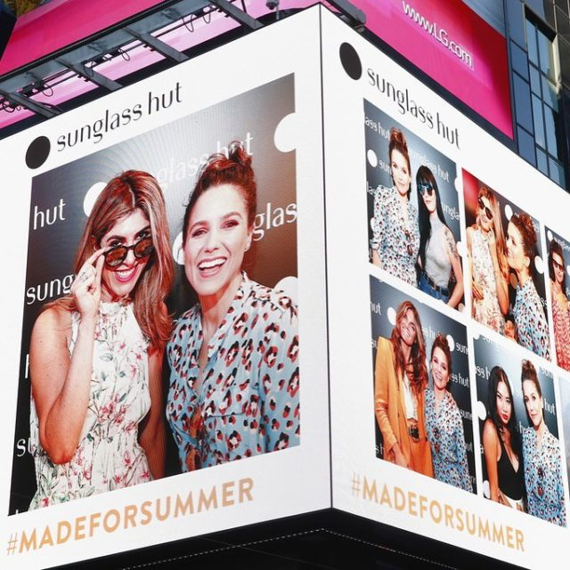 Seeing my face on a billboard in TimesSquare has mehellip