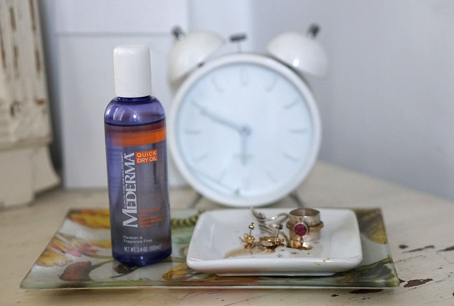 mederma quickdry oil review