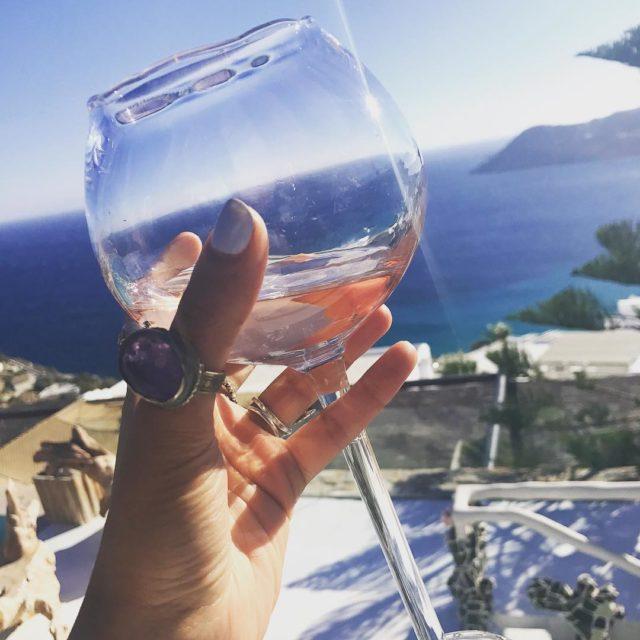 Greece through the looking glass roseallday mykonos