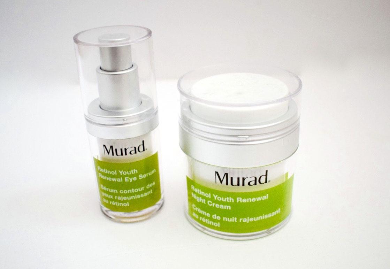 Murad Retinol Youth Renewal & Beauty Spray Launch - Pretty