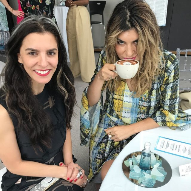 Breakfast with marieclairemag and fatmascaras jennedit to celebrate the magichellip
