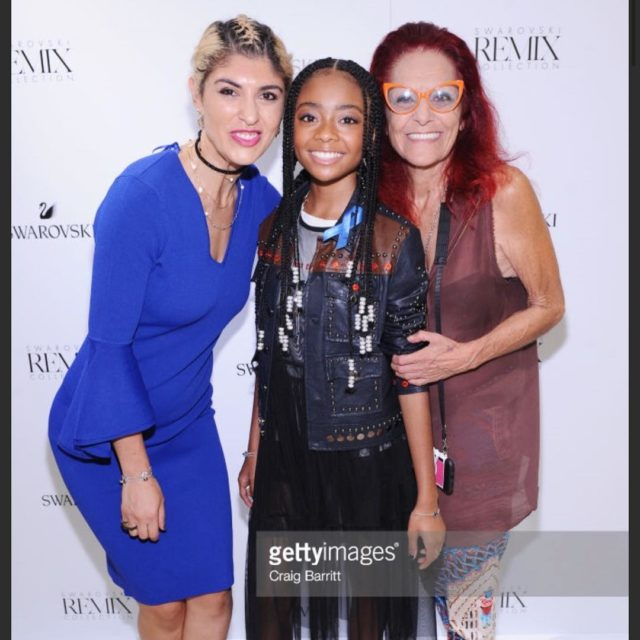 So much fun hosting swarovskis remixcollection party with skaijackson Specialhellip