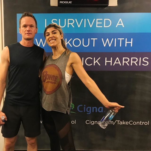 I survived a workout with NPH and it was thehellip
