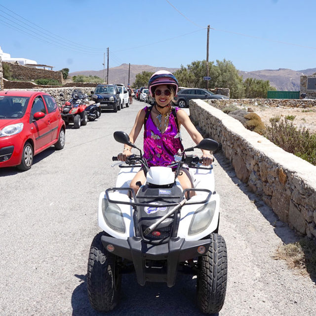 All about that ATV life Inspired by celebritycruises Western Caribbeanhellip