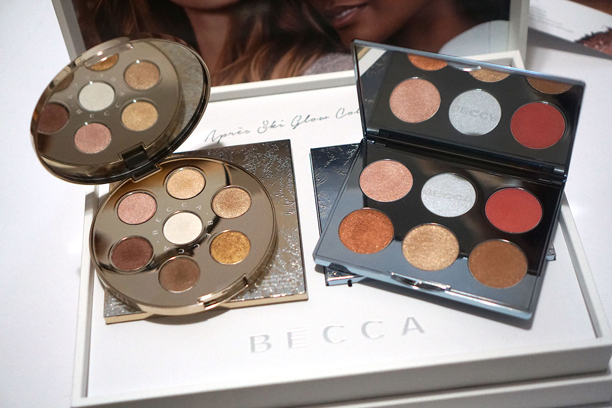 Review Becca Apres Ski Glow Collection Face Palette