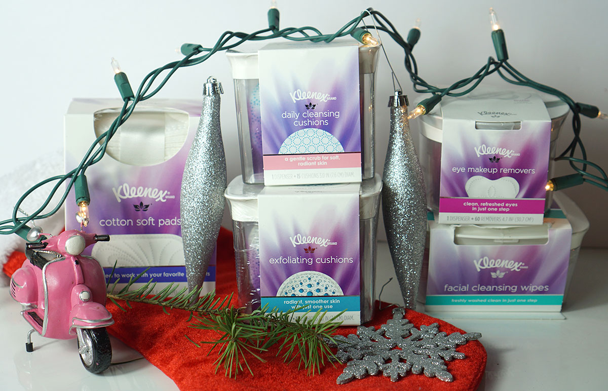 kleened daily cleansing cushions and exfoliating cushions set
