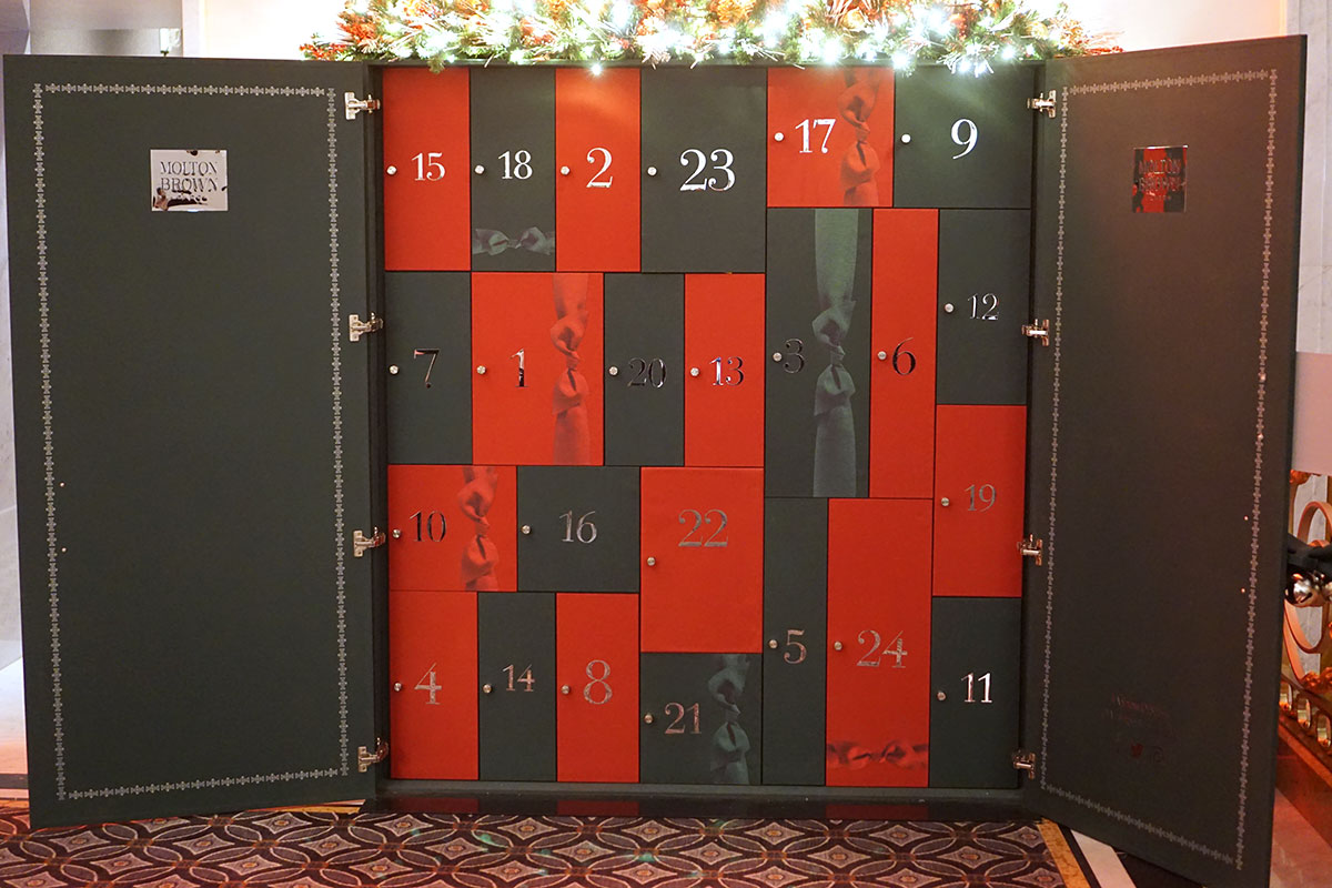 Molton Brown holiday advent calendar