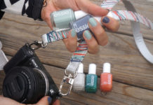 essie spring 2018 collection includes shades, perfect mate, at the helm, passport to sail, anchor down stripes, and sails bon boy-age