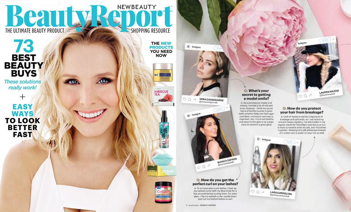 New Beauty Beauty Report 2018