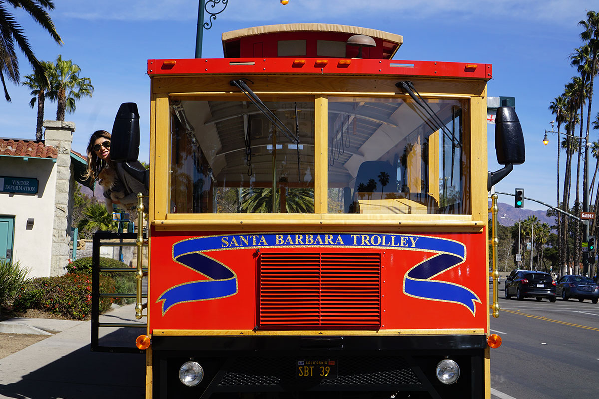 Santa Barbara Trolley