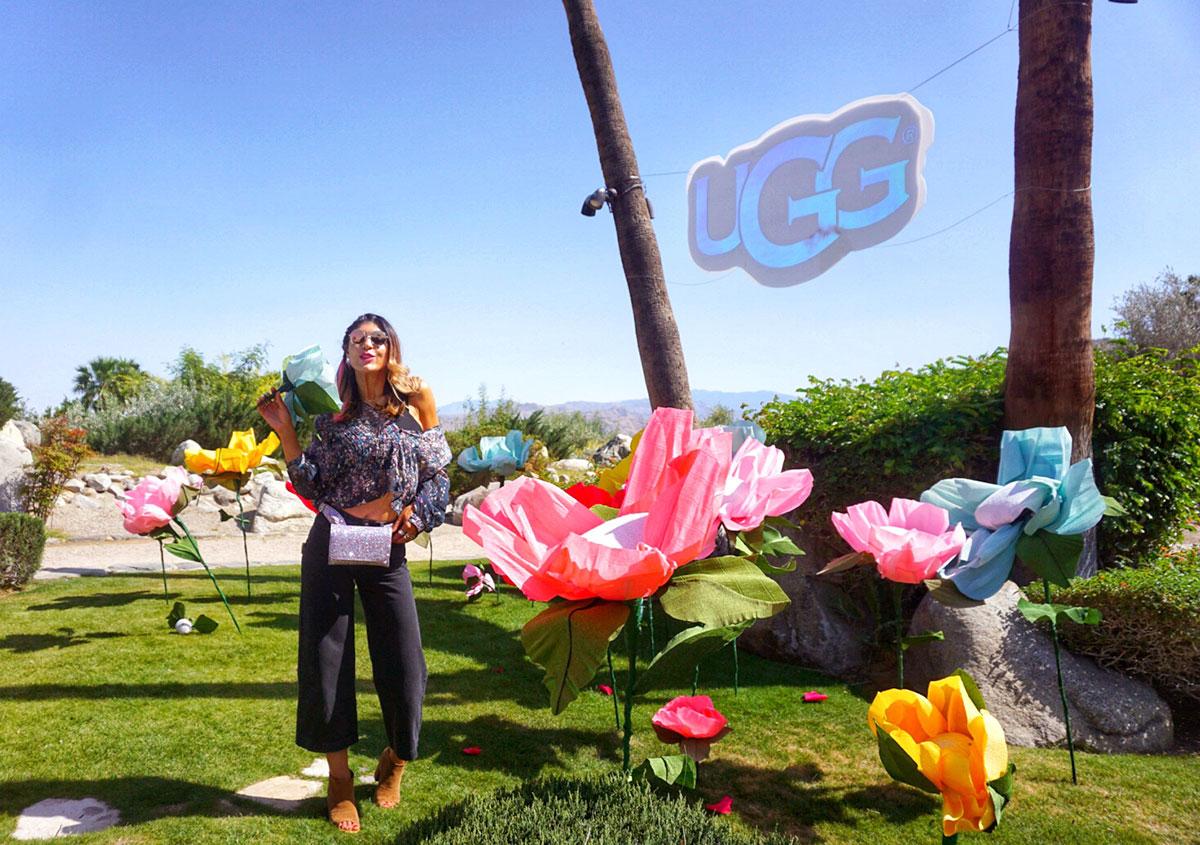 Sunglass Coachella Diaries Plus Me On Extra With Mario Lopez  Sunglass Hut - Pretty -2678