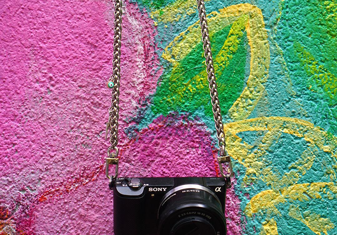 sony mirrorless camera strap