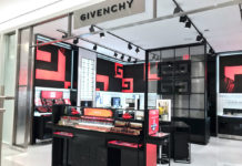 Givenchy Flagship Store at Saks Fifth Avenue